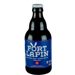 Fort Lapin Snowlapin 33 cl - Bière d'Hiver