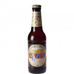Ciney Blonde 25 cl - Bière Belge