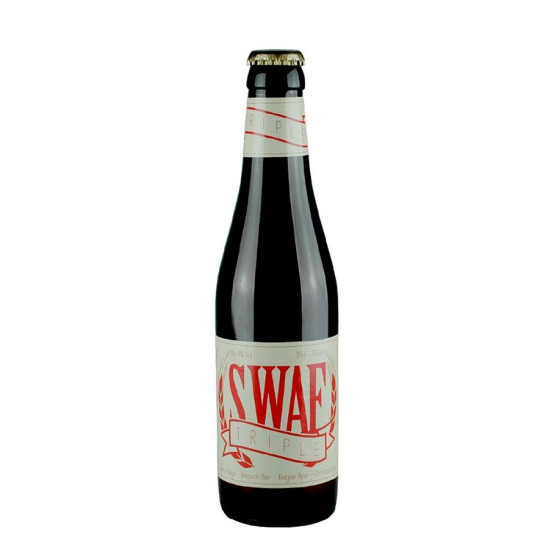 Biere Swaf triple 33 cl