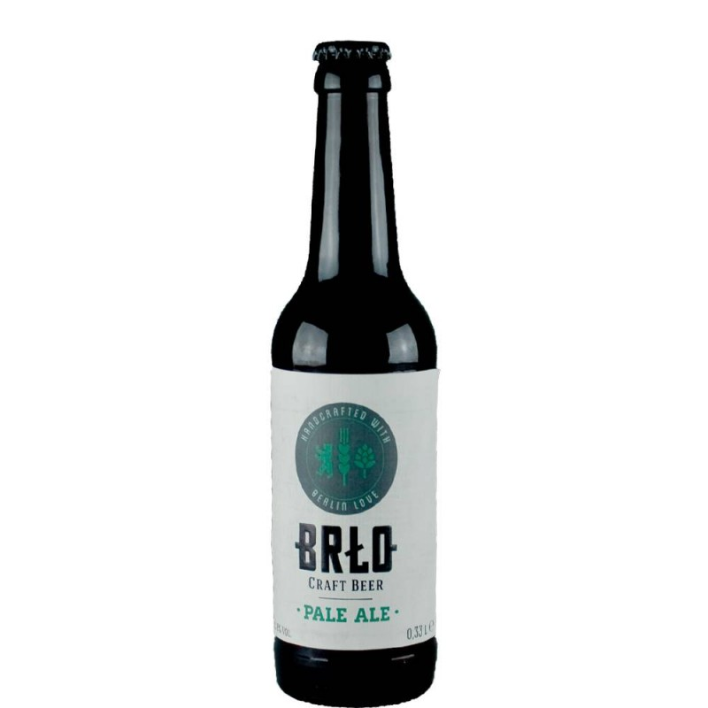 BRLO Pale Ale 33 cl