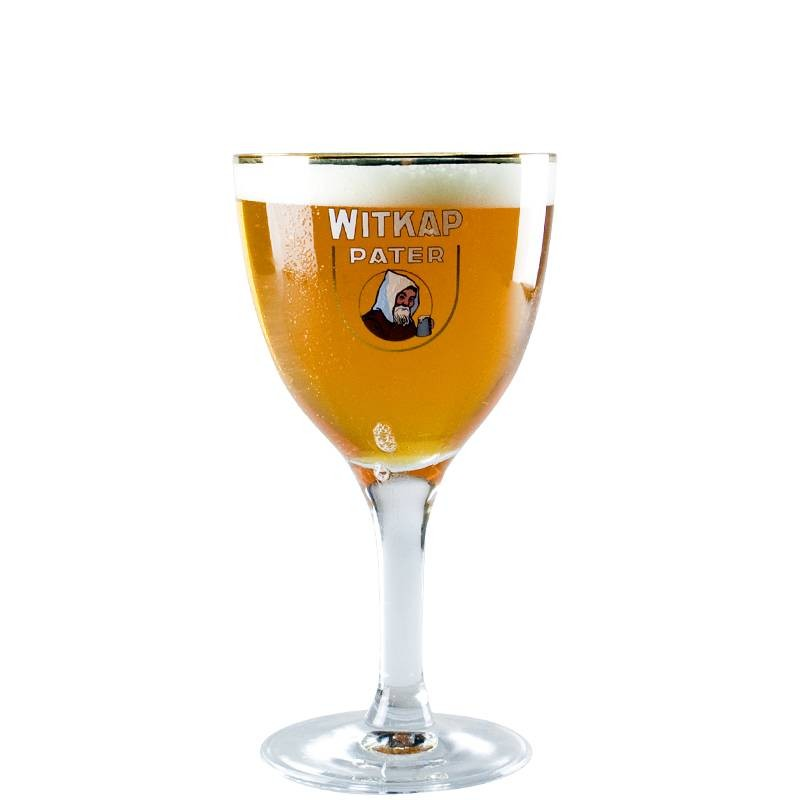 Verre Witkap Pater 25 cl