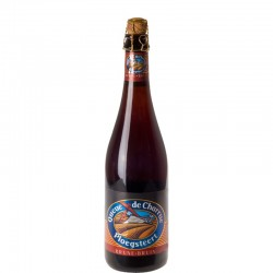 Bière Belge Queue de Charrue Brune 75 cl