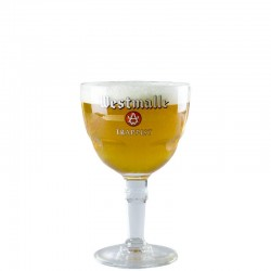 Verre Westmalle Trappiste 25 cl