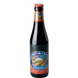 Bière Belge Queue de Charrue Brune 33 cl