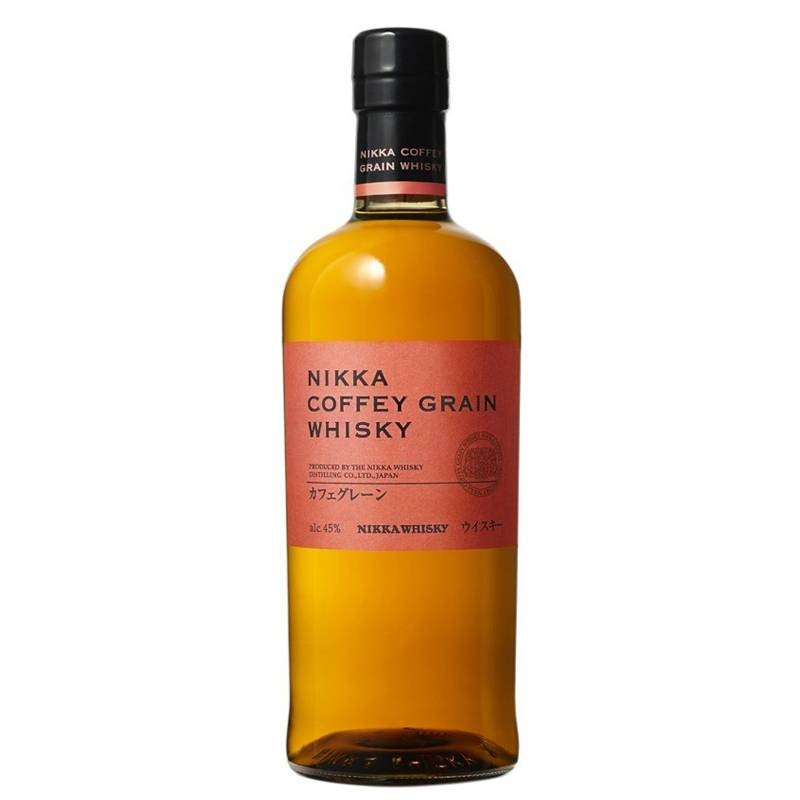Whisky japonais Nikka Coffey Grain 70 cl