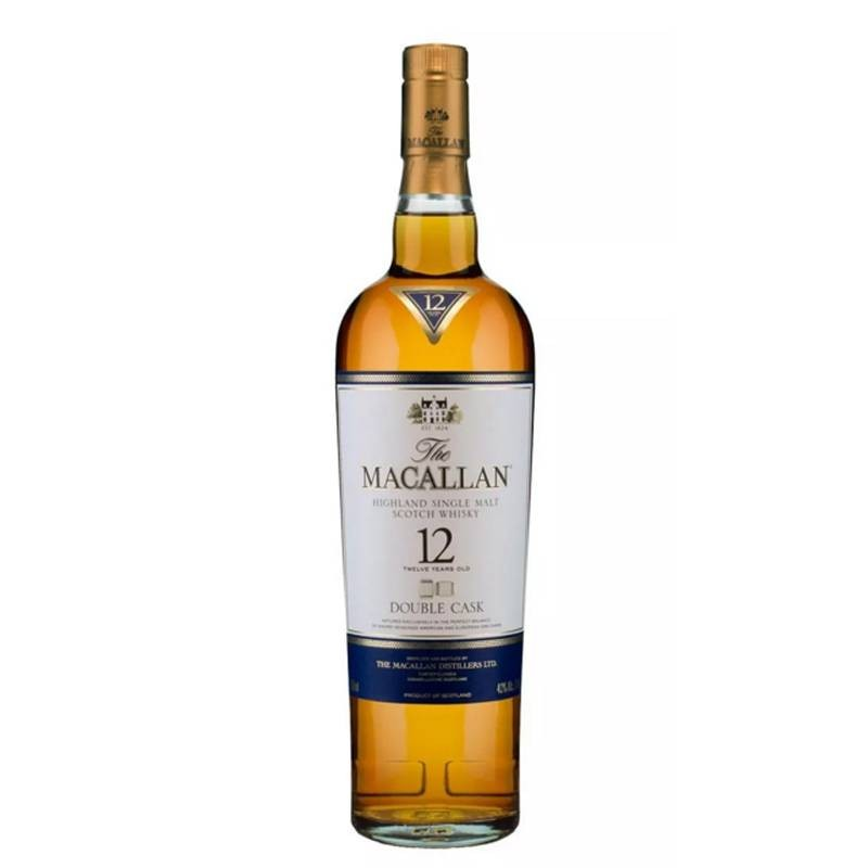 Whisky The Macallan Double Cask 12 ans 70 cl