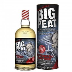 Whisky Big Peat Christmas Edition 2017 70 cl