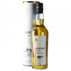 Whisky AnCnoc 12 ans 70 cl
