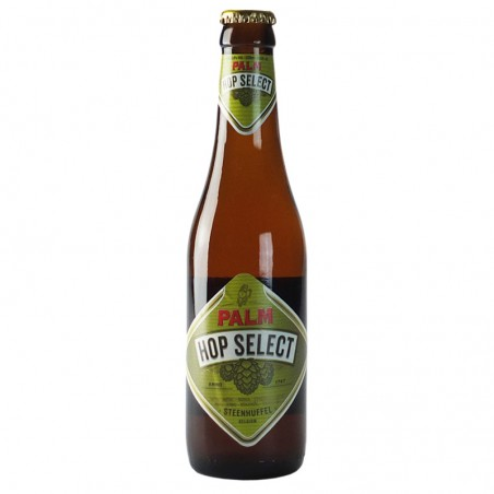 Palm Hop Select 33 cl - Bière Belge
