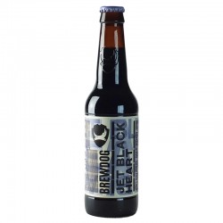Brewdog Jet Black Heart 33 cl