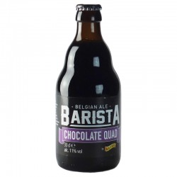 Barista Chocolate Quad by Kasteel 33 cl