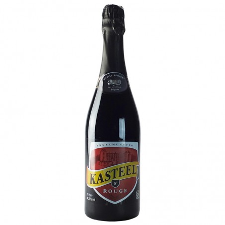 Kasteelbier Rouge 75 cl