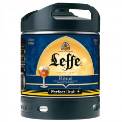 Mini Fût Leffe 9° 6L  (Perfect Draft)