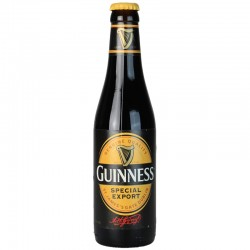 Guinness Special Export Stout 33 cl