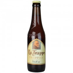 La Trappe Isid'Or 33 cl - Bière Trappiste