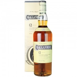 Whisky Cragganmore 12 ans 70 cl