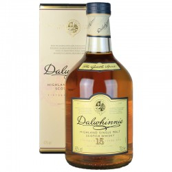 Whisky dalwhinnie 15 ans 70 cl