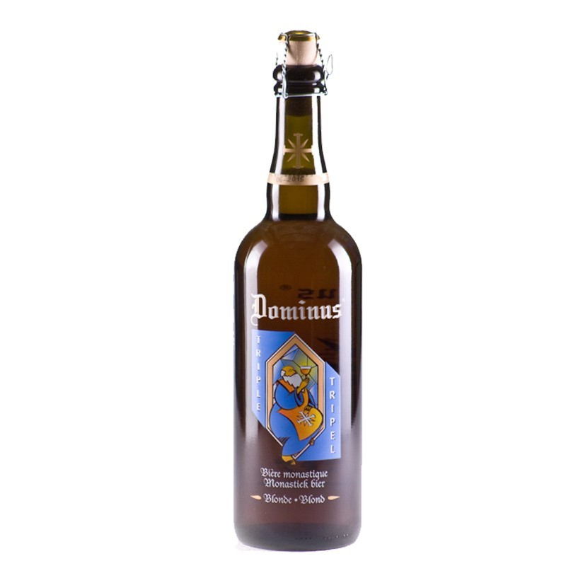 Dominus Triple Blonde 75 cl - bière triple blonde