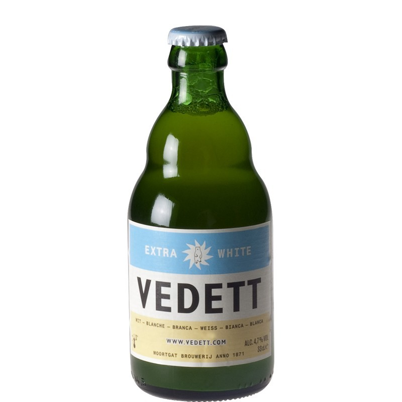 Bière Belge Blanche Vedett Extra White 33 cl