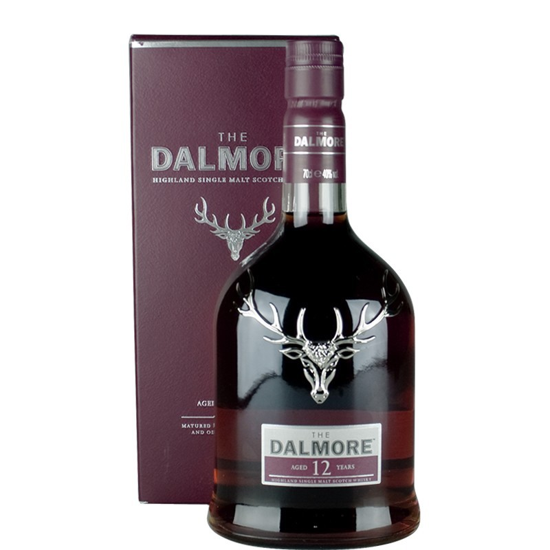 Whisky Dalmore 12 ans