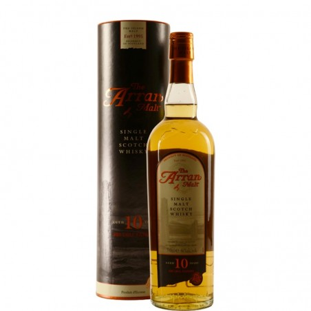 Whisky The Arran Single Malt 10 ans