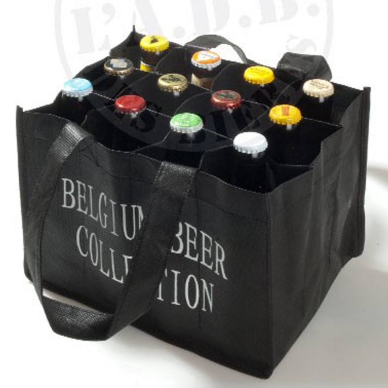 Le Sac Belgium Beer Collection 12 bouteilles