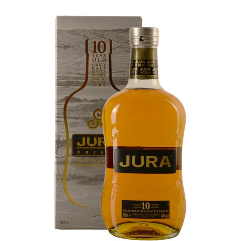 Whisky Isle of Jura 10 ans